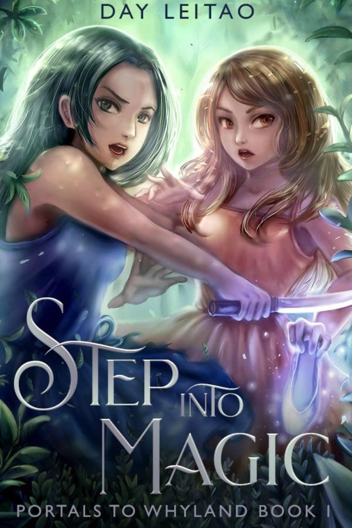 step-into-magic-ya-novel