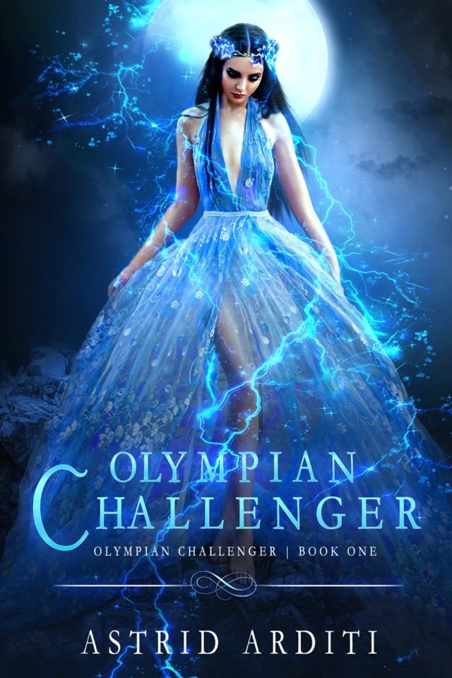 Olympian Challenger (Olympian Challenger Book I – Astrid Arditi)