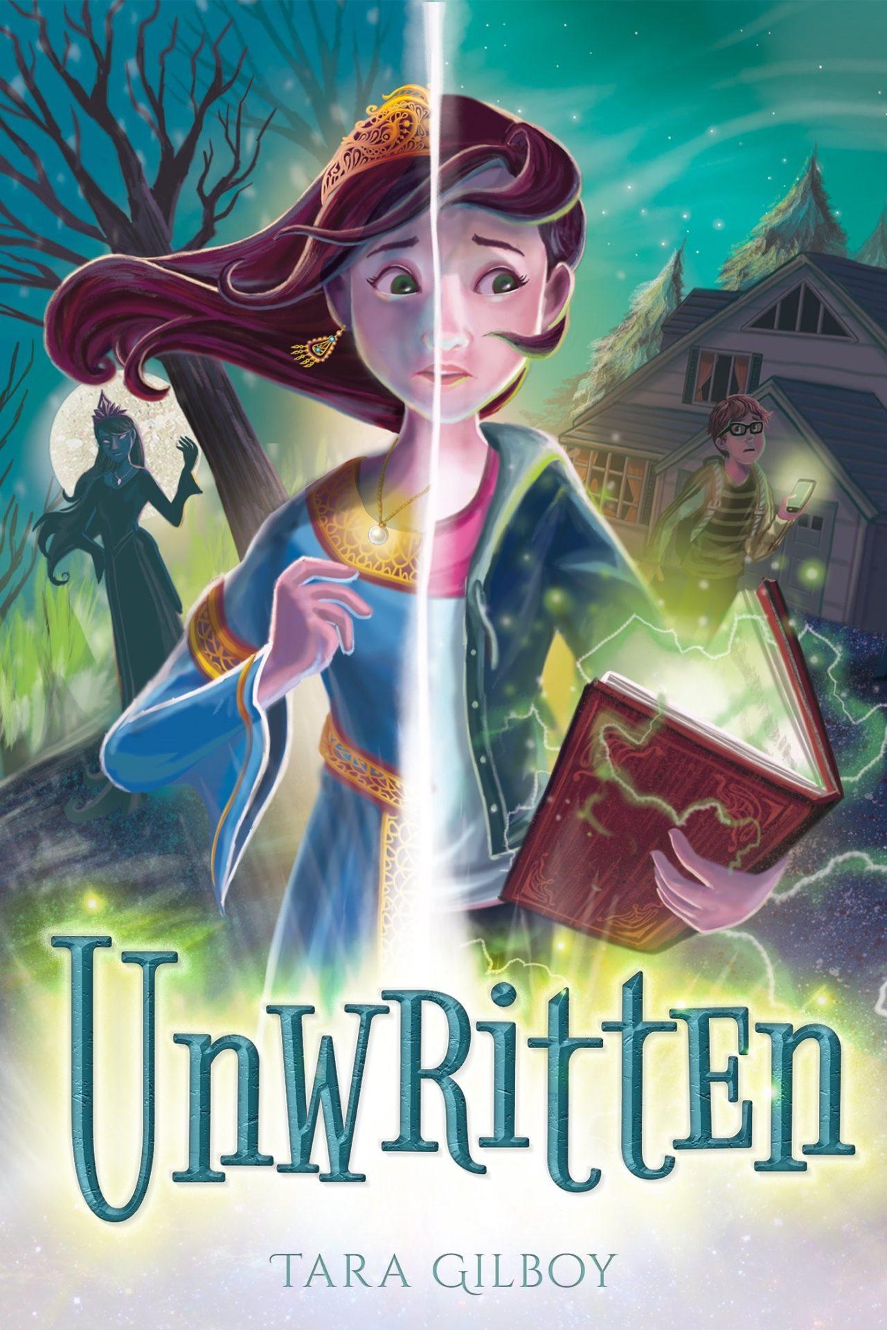 Unwritten & Rewritten – Tara Gilboy
