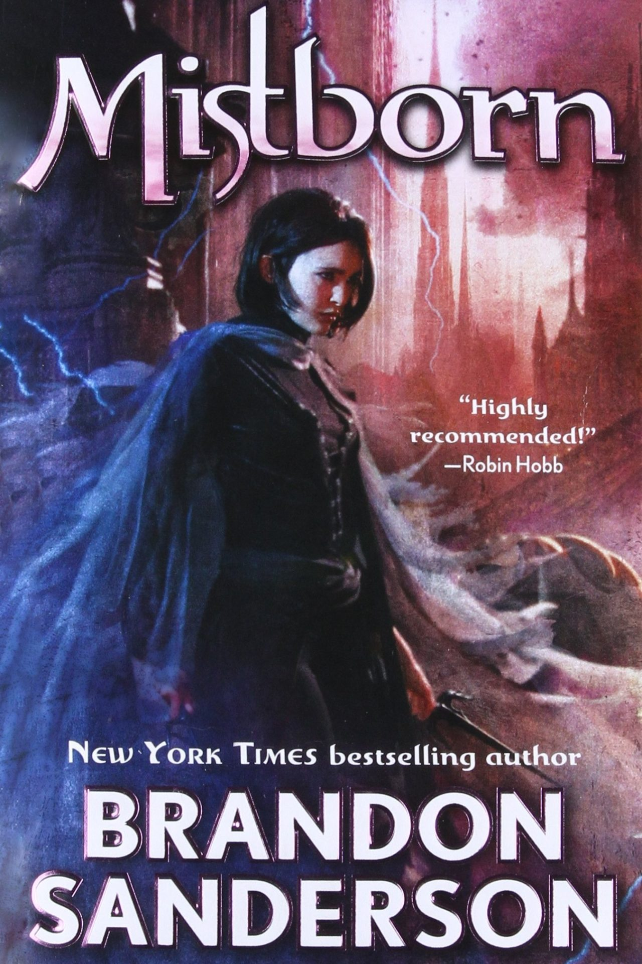 The Final Empire (Mistborn #1) – Brandon Sanderson