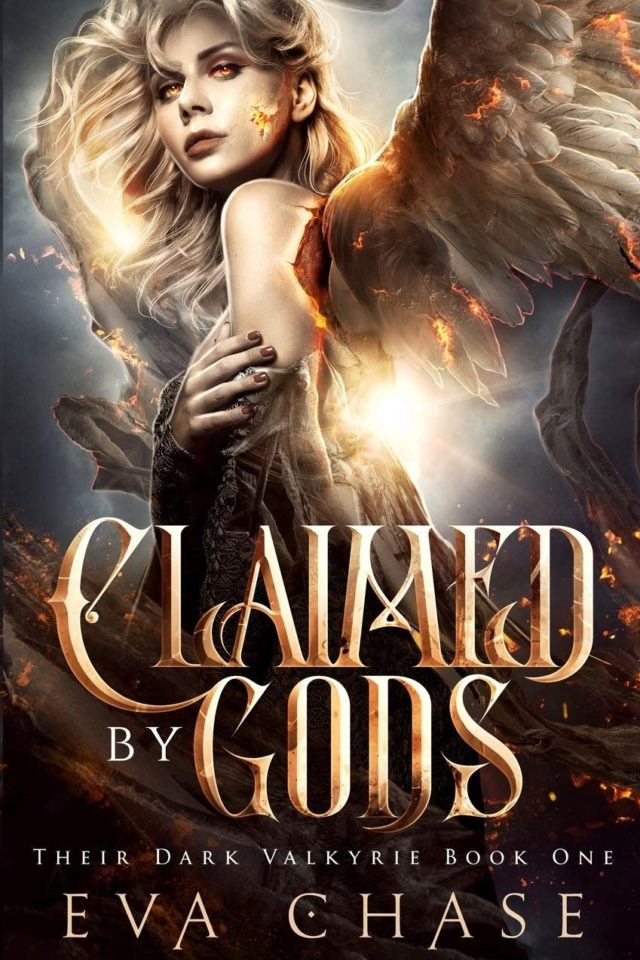 Claimed by Gods (Their Dark Valkyrie Book 1) – Eva Chase
