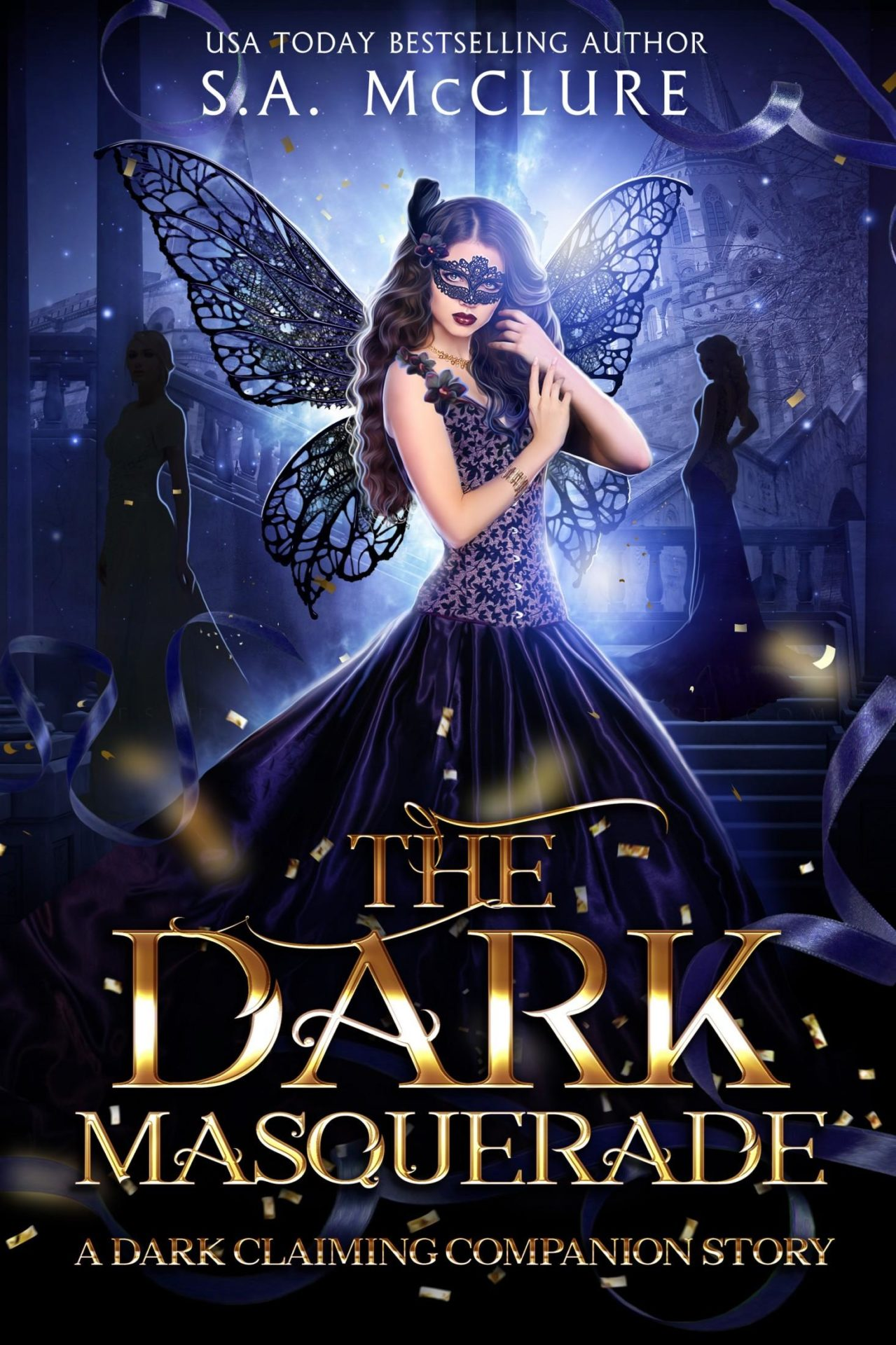 The Dark Masquerade (Dark Claiming Companion Story) – S.A. McClure