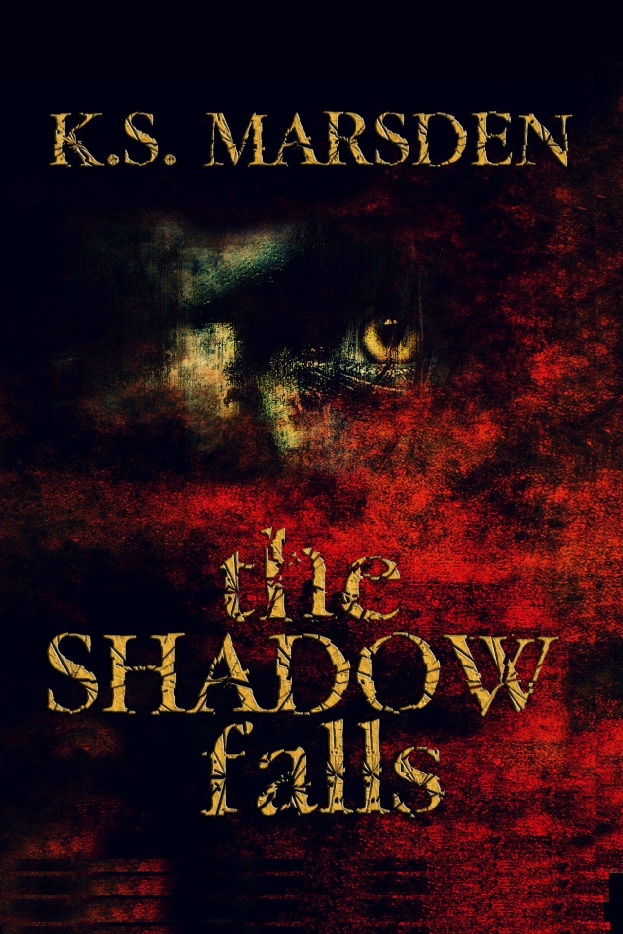 The Shadow Falls (Witch-Hunter Libro 3) – K.S. Marsden