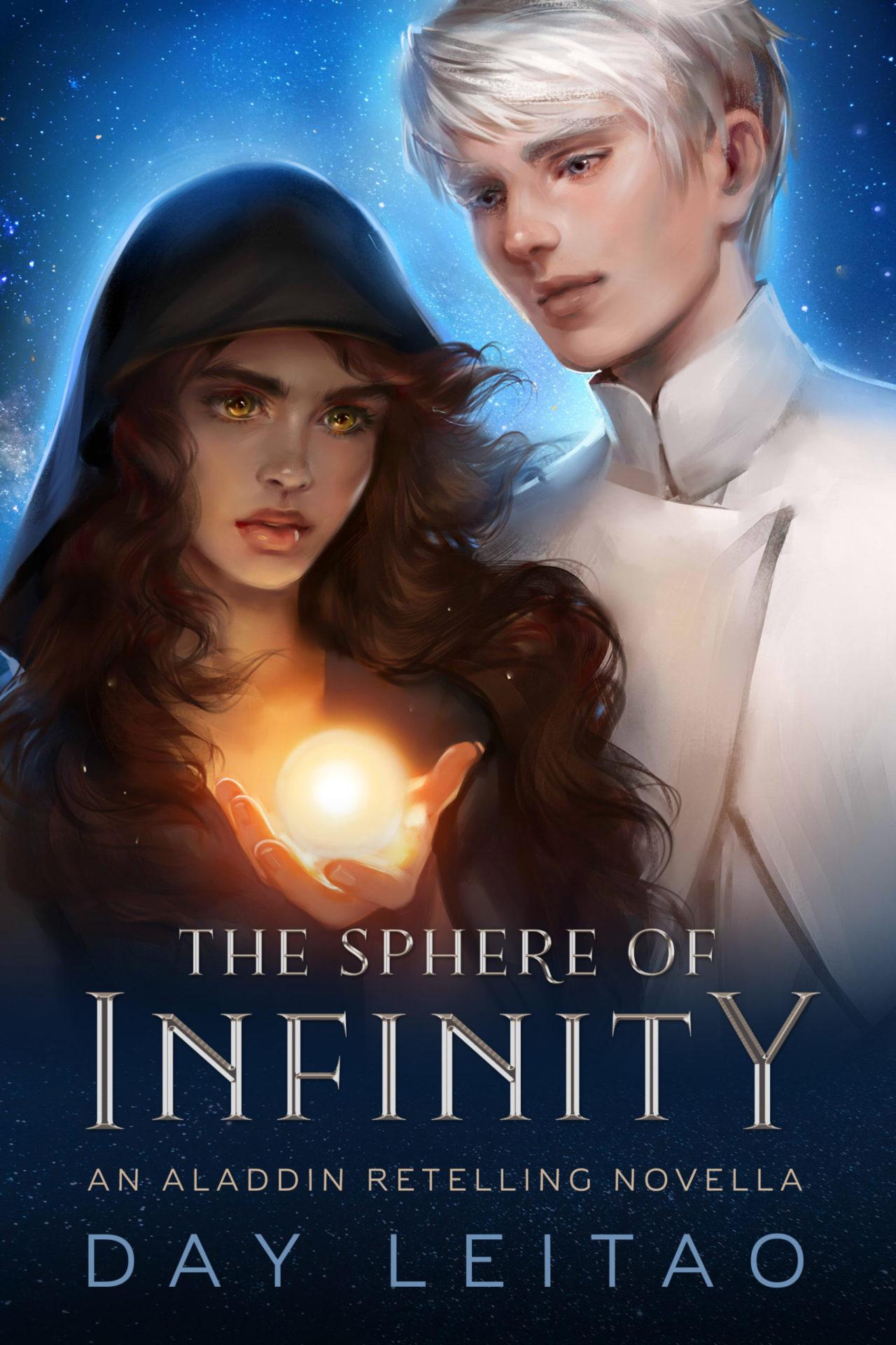 Lee más sobre el artículo The Sphere of Infinity – Day Leitao