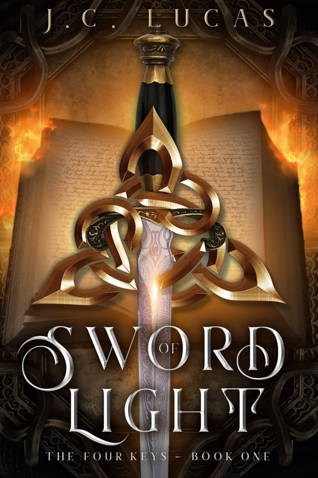The Sword Of Light (The Four Keys Book 1) – J.C. Lucas