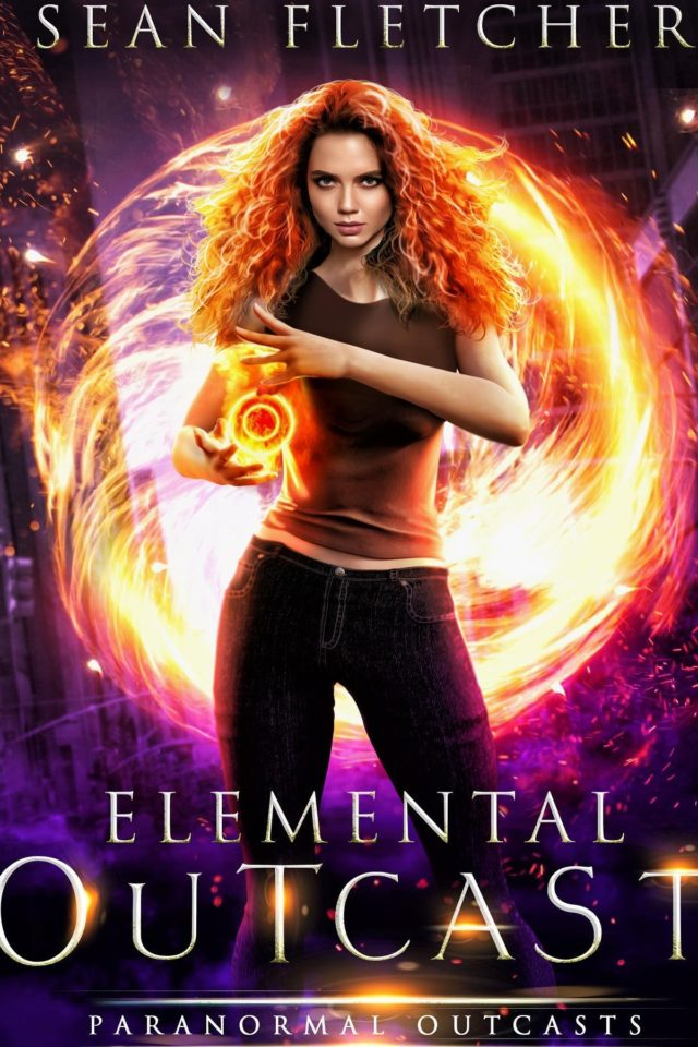 Elemental Outcast (Paranormal Outcasts Libro 1) – Sean Fletcher