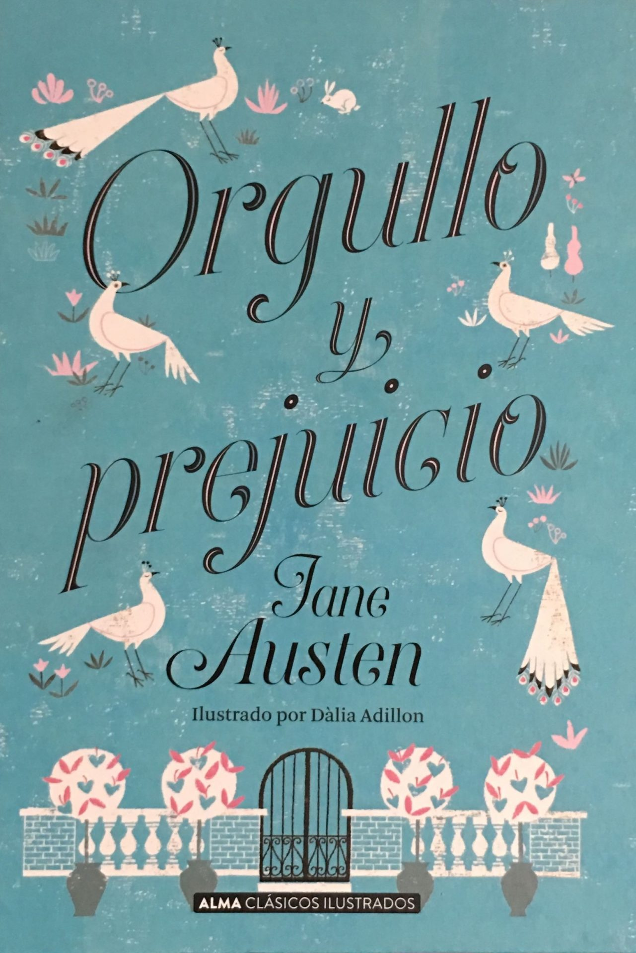 Orgullo y Prejuicio – Jane Austen
