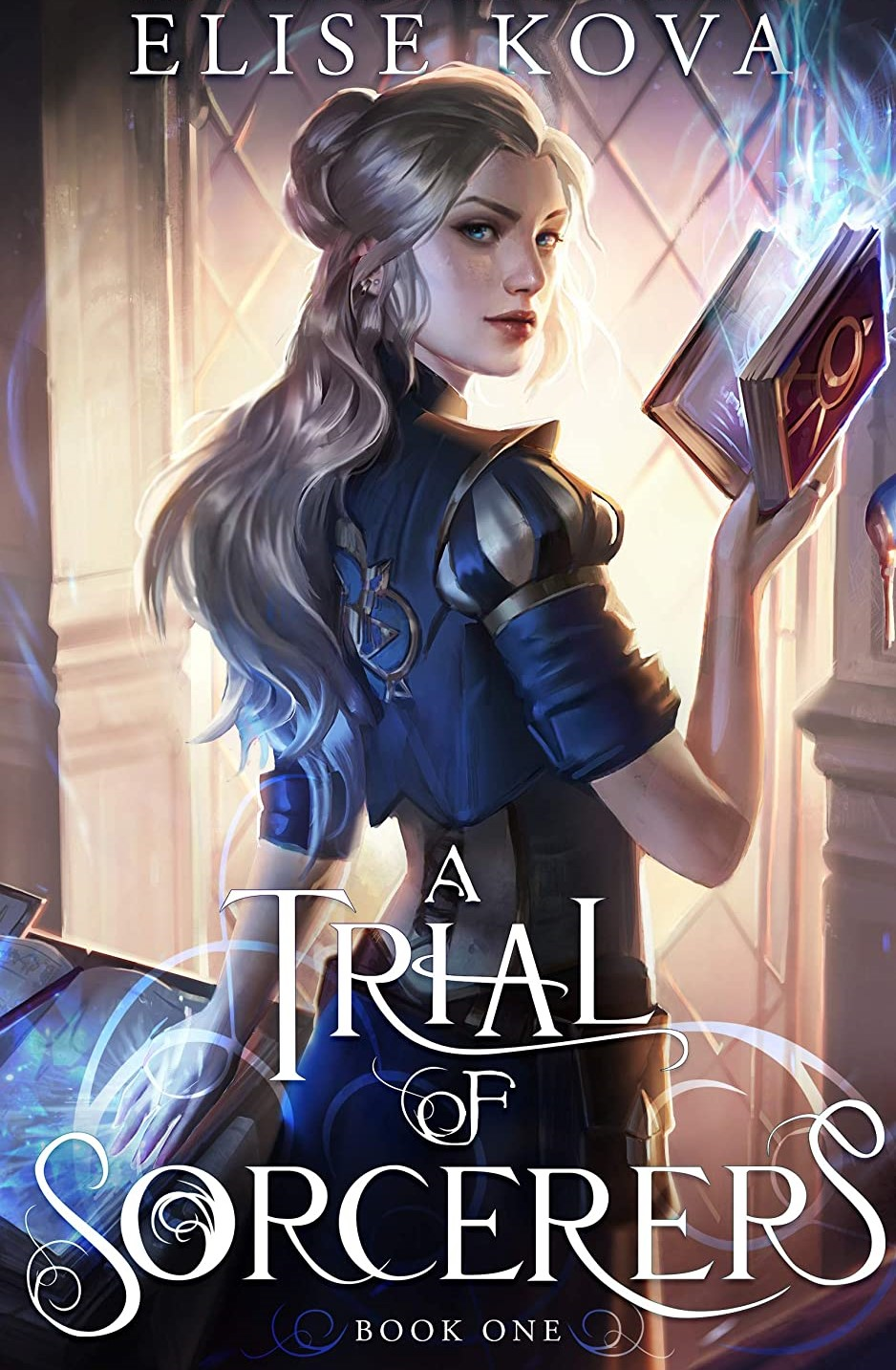 A Trial of Sorcerers – Elise Kova