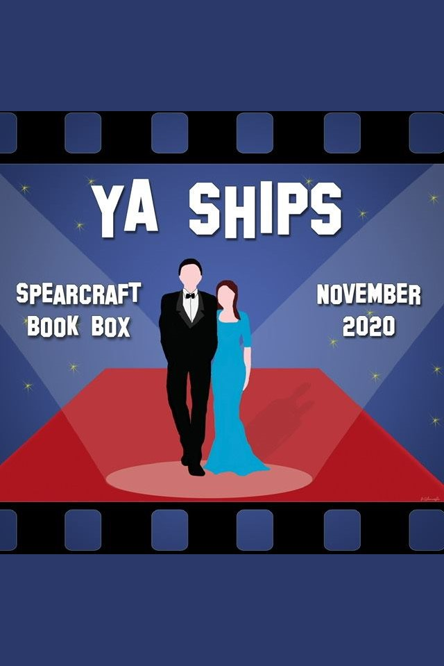 [Unboxing] Spearcraft Book Box November 2020: YA Ships