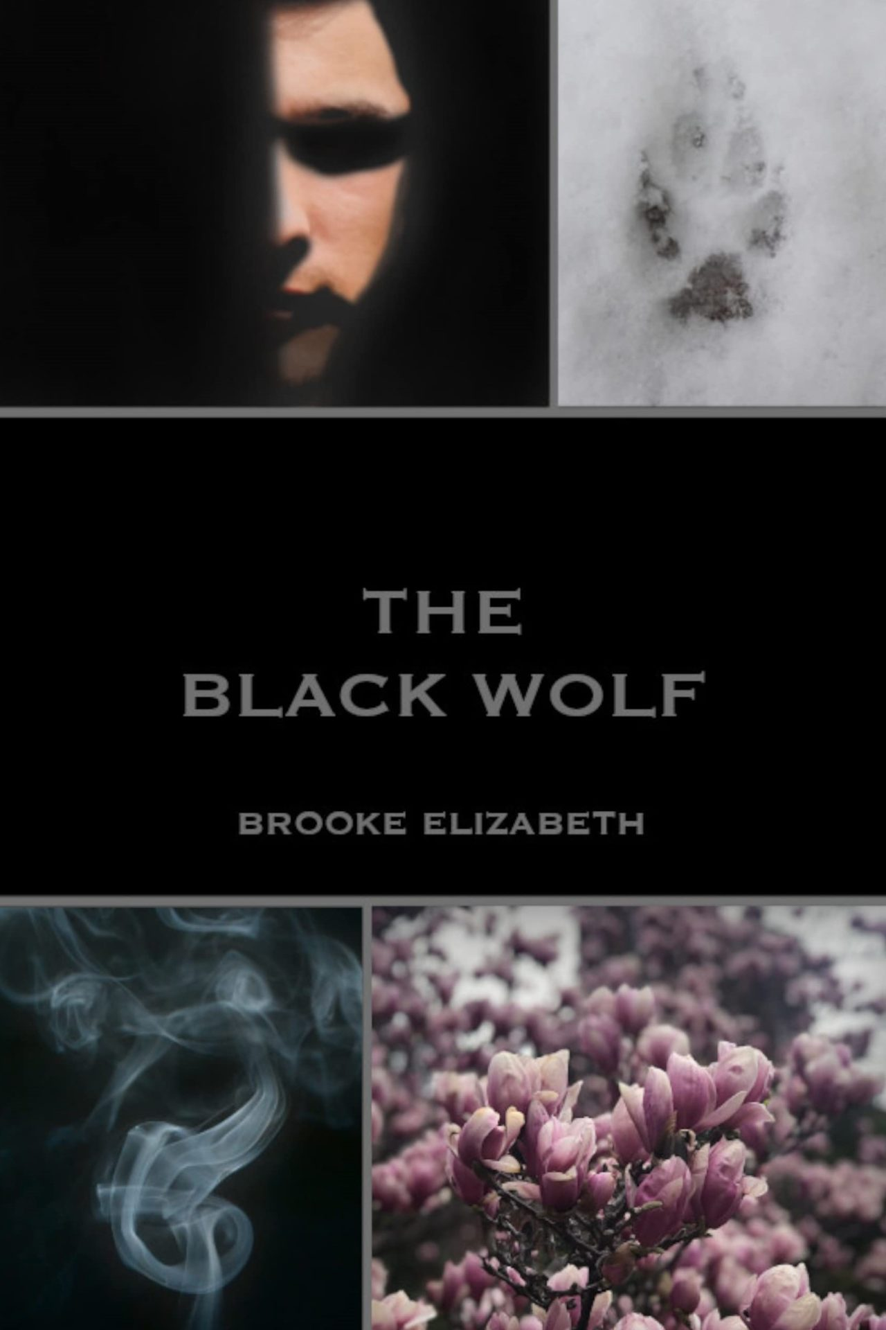 The Black Wolf (Duología The Wolf Libro 1)- Brooke Elizabeth
