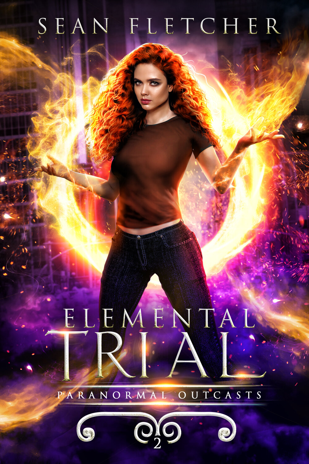 Elemental Trial (Paranormal Outcasts Libro 2) – Sean Fletcher