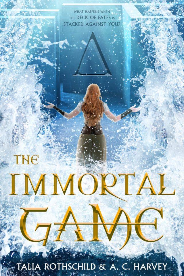 [Book Tour] The Immortal Game – Talia Rothschild & A.C. Harvey