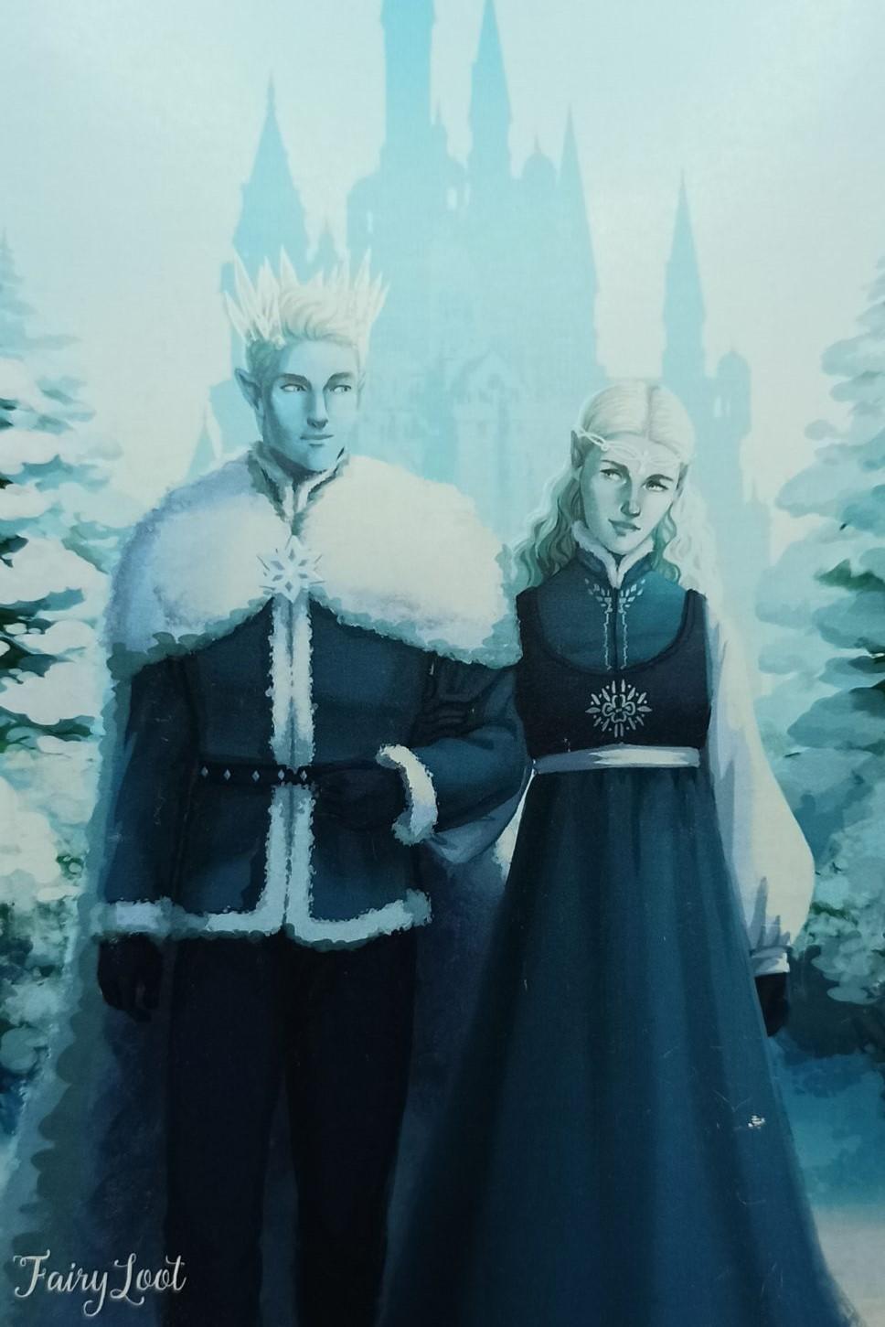 [Unboxing] Fairyloot March 2021: Frozen Fables