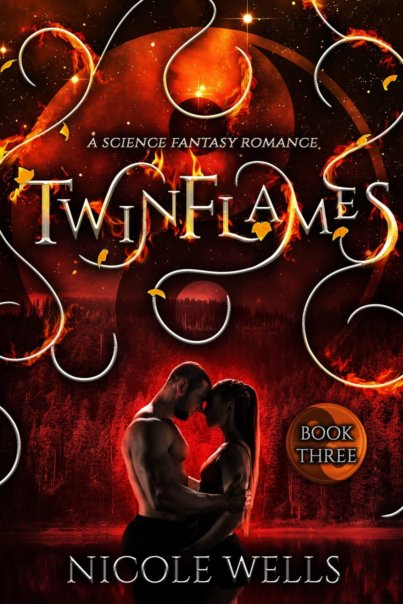 Read more about the article Twin Flames (The Five Elements Book 3) – Nicole Wells