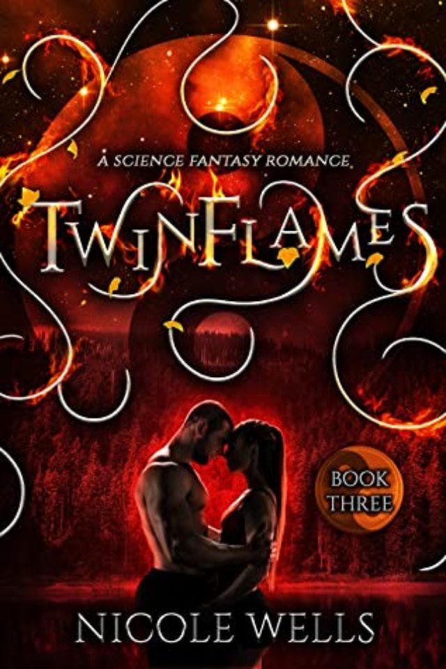 Twin Flames (The Five Elements Book 3) – Nicole Wells