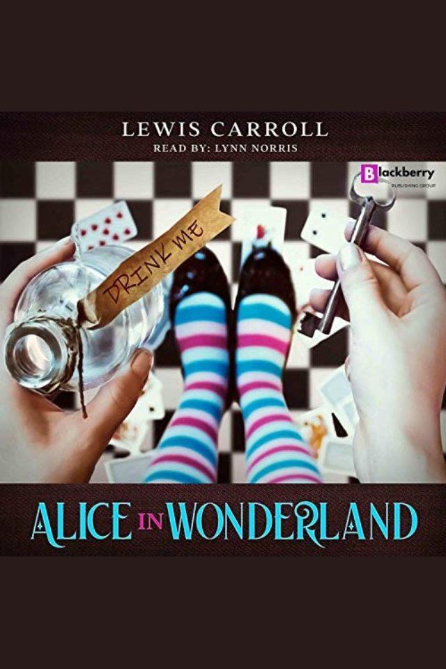 [Audiobook Tour] Alice's Adventures in Wonderland – Lewis Carroll